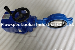 Electric Wafer Butterfly Valve