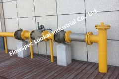 Metal Expansion Joints in Gas Distribution Piping