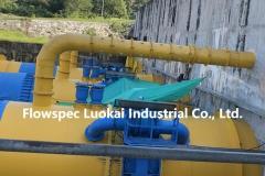 Vent Valve in Hydropower Station