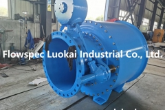 Water Turbine Ball Valve for Hydropower Station