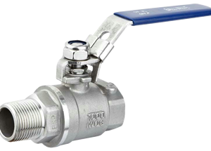 Ball Valve 1000WOG Male x Female