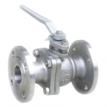 2PC Floating Ball Valve GB Flanged