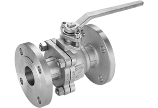 2pc ANSI Floating Ball Valve