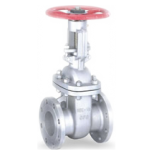 JIS Cast Steel Gate Valve