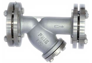 JIS Steel Flanged Y Strainer
