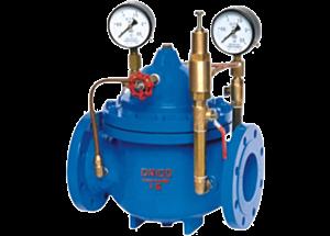 200X pressure reducing valve