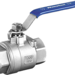 2PC BALL VALVE 1000WOG STANDARD