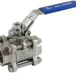 3PC Ball Valve 1000PSI DIN Standard