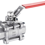 3PC Ball Valve 1000WOG Standard