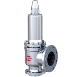 Coventional type safety valve