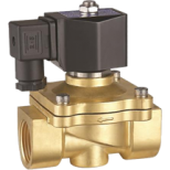 2W Zero Differential Pressure Solenoid Valve Normal Closed