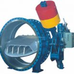Hydraulic Control Butterfly Valve
