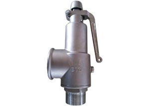 Liquids Pressure Relief Valve