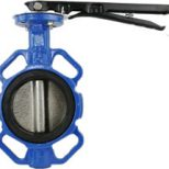 Universal Wafer Butterfly Valve
