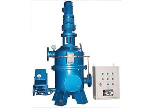 Automatic Backwash Water Strainer