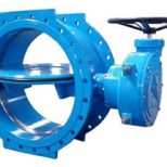 EN593 Flanged Butterfly Valve