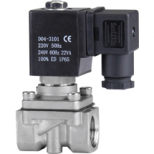 ZS 2 Way Direct Acting Solenoid Valve Stainless Steel