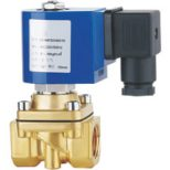 ZS Two Way Direct Acting Solenoid Valve Normally Closed