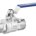 2PC BALL VALVE 1000WOG M x M