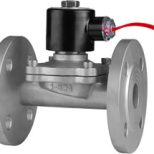 2W 2-Way Direct Acting Solenoid Valve Flanged
