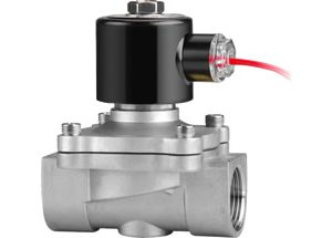 2W 2 Way Direct Acting Solenoid Valve Normally Closed