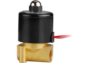 2W Two Way Direct Acting Solenoid Valve Normally Closed