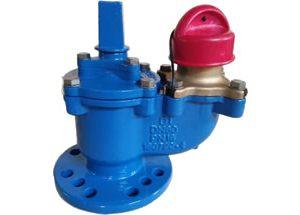 London Round Fire Hydrant BS EN750