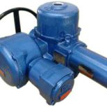 QBR Integral Explosion Proof Electric Actuator