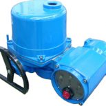QT Ex IN Explosion Proof Quarter Turn Electric Actuator
