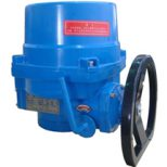 QT Quarter Turn Valve Electric Actuator