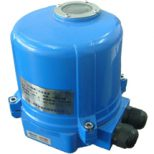 QT0 quarter turn valve electric actuator