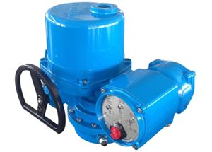 QT4 Ex IN JS Explosion Proof Part Turn Electric Actuator