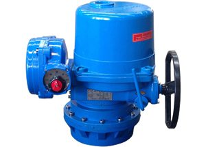 QT4 IN Integral Part Turn Valve Electric Actuator