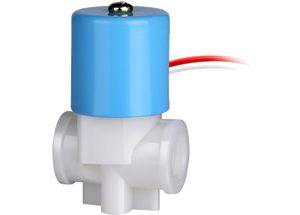 SLC Water Dispenser Plastic Solenoid Valve Normally Closed