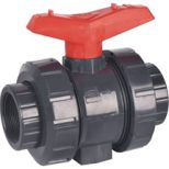UPVC Plastic Socket Ball Valve