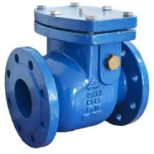 BS EN16767 Swing Check Valve