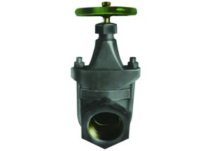 ANSI Metal Seated Gate Valve NPT