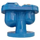 Double Orifice Air Vent Valve