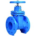 ASME RESILIENT SEATED GATE VALVE-NRS