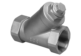Y Strainer Threaded End with Plug