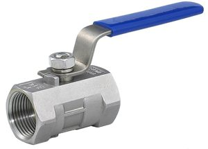 1PC Ball Valve Threaded End